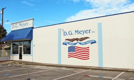 D.G. Meyer Inc. Office/ Sheet Metal/ Warehouse