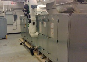 Satellite Beach High School- Air Handler