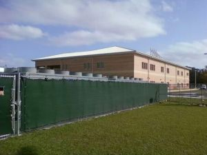 Ormond Beach Middle School-- Temp Chiller Plant