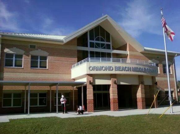Ormond Beach Middle School-- New Construction