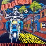 Bike Week Tee 1995