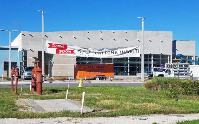 Daytona Infiniti Dealership