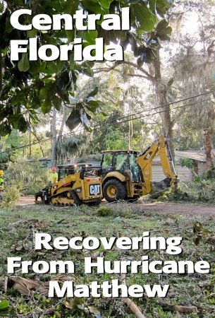 Recovering from Hurricane Matthew