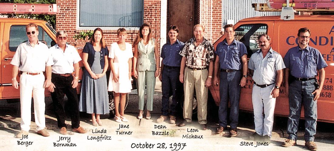 DGM Staff- 1997