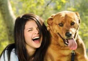 Selena Gomez's Dog Willie
