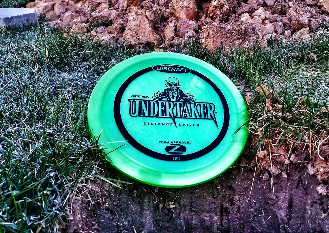 Discraft Undertaker Review