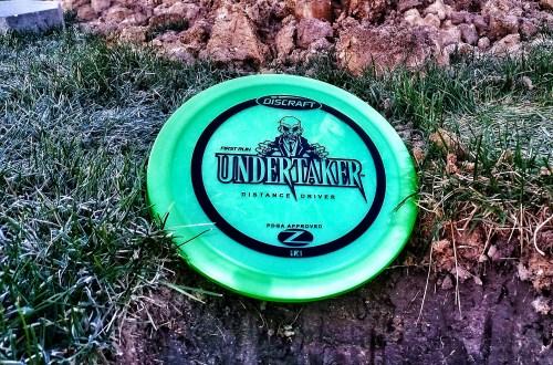 Discraft Undertaker Review