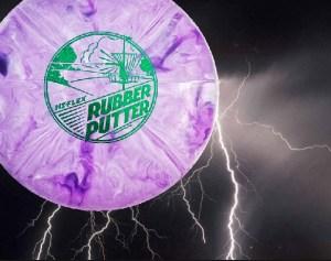 Lightning Discs Rubber Putter Review