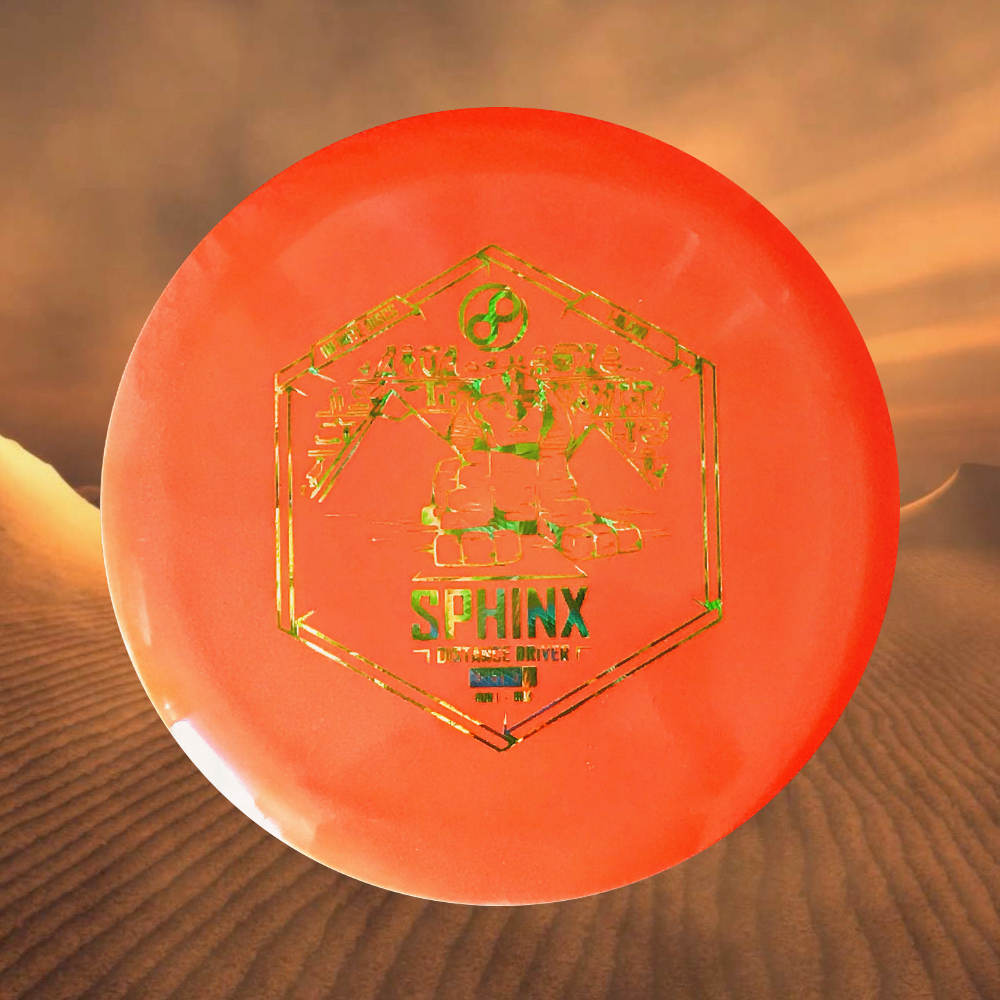 Infinite Discs Sphinx