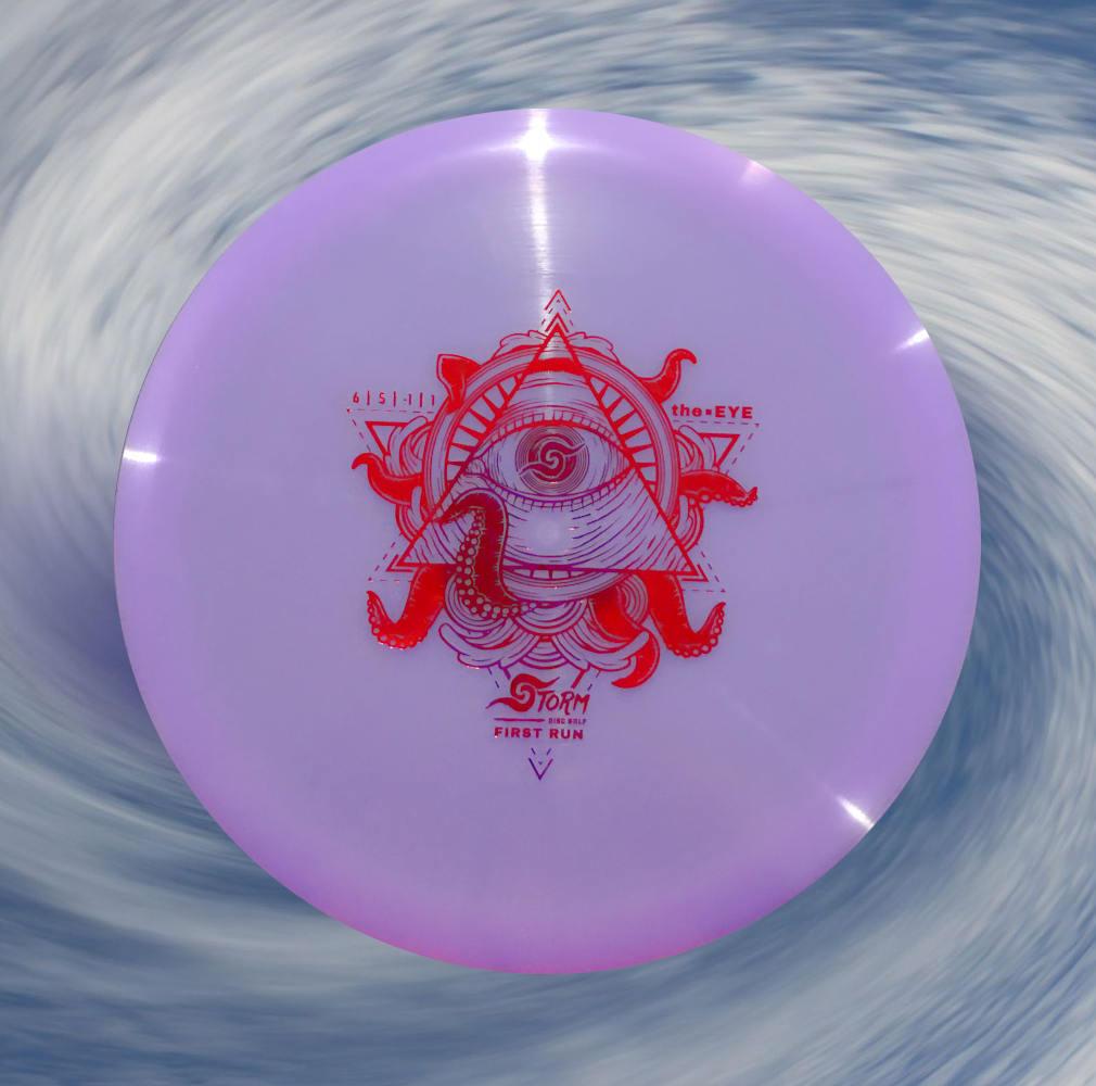 Storm Discs The Eye