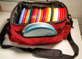 Kestrel Large Disc Golf Bag