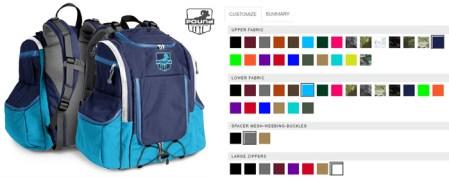 Octothorpe Disc Golf Bag Gift