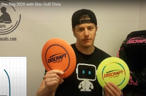 Disc Golf Chris ITB
