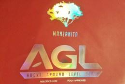 AGL Manzanita putter stamp