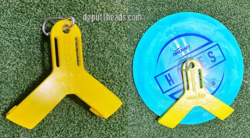 Hooker disc golf retriever