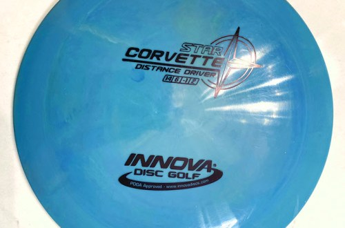 Innova Discs Corvette Disc Review