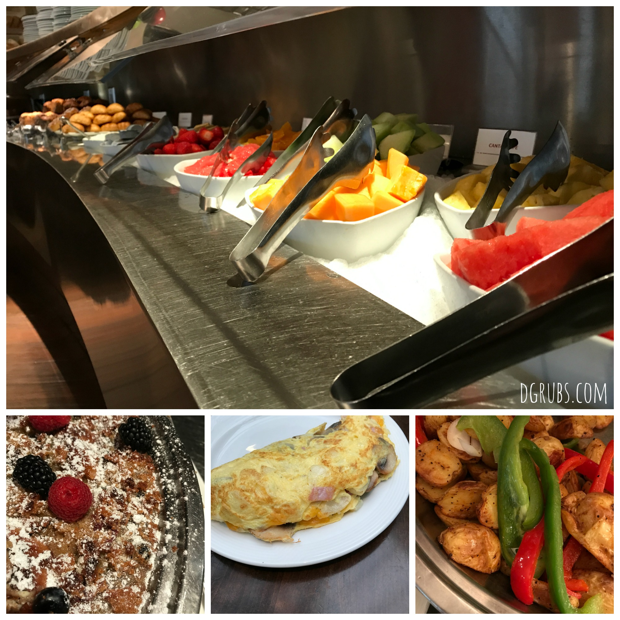 A little bit about a lot of things page 9 of 142 a lifestyle they offer a la carte and buffet style breakfast we opted for the buffet which was loaded with fresh fruit cereal yogurt eggs bacon potatoes izmirmasajfo
