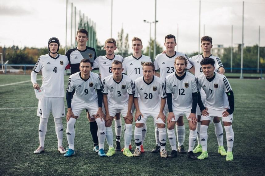 Deutscher Gehorlosen Sportverband E V Sparte Fussball