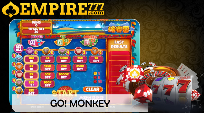 Go Monkey EMPIRE777