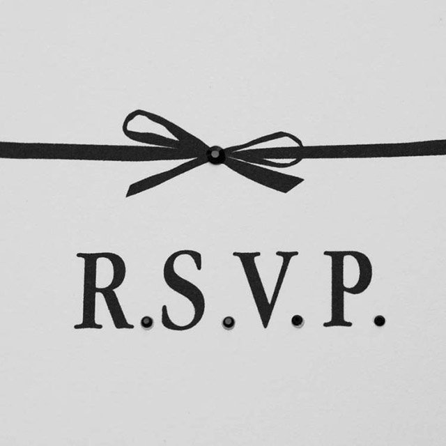 RSVP-reply-please