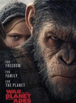 看《猩球崛起3》War of the Planet of the Apes Full Movie 学人猿手语
