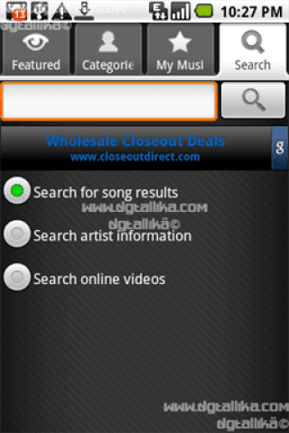 ImusicSearch