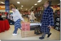 APTOPIX Black Friday Holiday Shopping