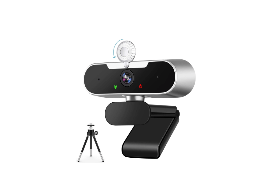 Webcam Full HD 2021 ARVIEMI  con Privacy e Treppiede