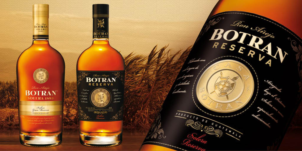 Ron Botrán, top-rum's uit Guatemala!