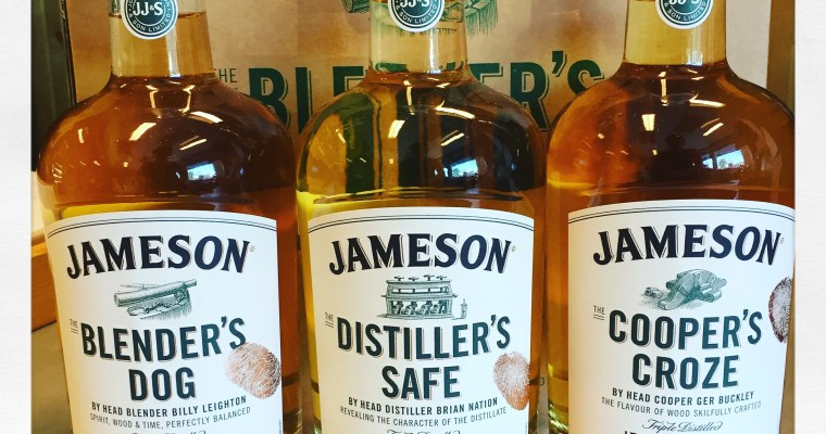 Jameson Whiskey Maker's Series!