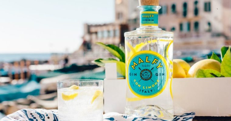 MALFY! Gin con Limone