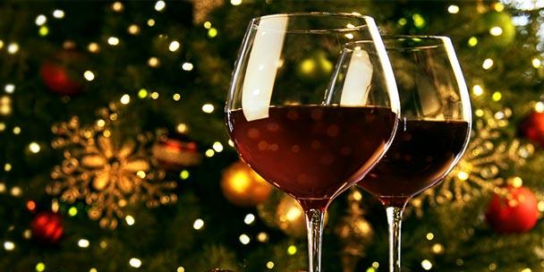 Wijnen voor deze aankomende Kerst