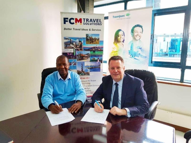 FCM Travel Solutions partners with Travelport on booking ...
