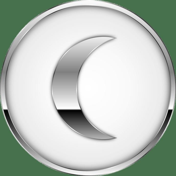 hamroclass moon astrology symbol