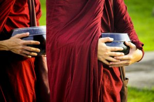 Theravada Monks