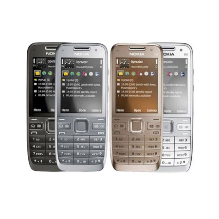 Nokia E series E52 (Unlocked )