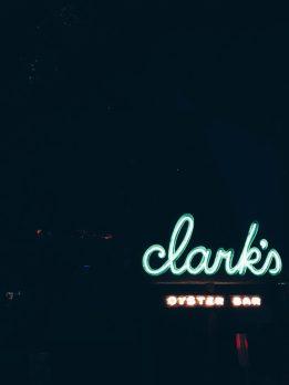 Clark's Oyster Bar