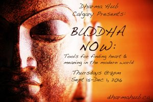 Meditation Classes in Calgary: Buddha Now