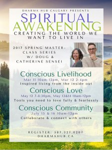 Spiritual awakening meditation classes calgary
