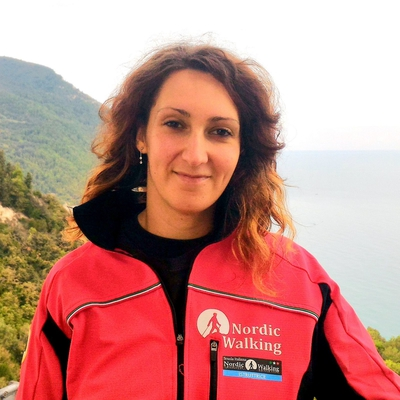 Nordic Walking: Beatrice Andalò