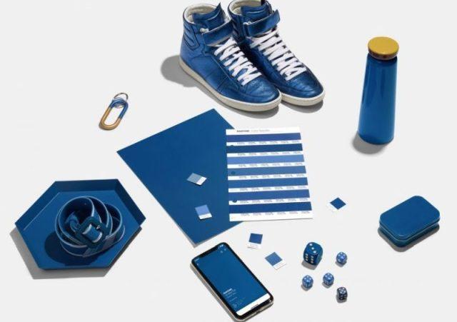 Pantone Classic Blue Moda Fashion