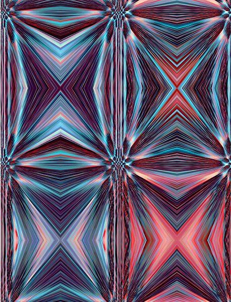 Patternbank Design 3D Karo - Edyta Krakhofer