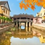 Bridge Pagoda in Hoi An