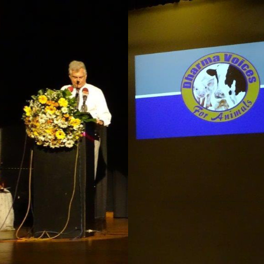 2nd Annual Asia International Buddhist Animal Advocacy Conference