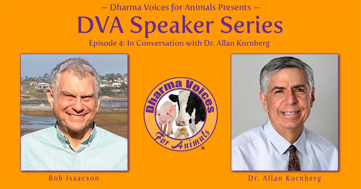 DVA Speaker Series with Dr. Allan Kornberg