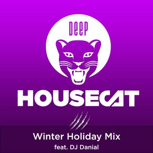 Deep House Cat Show, Winter Holiday Mix, DJ Danial,