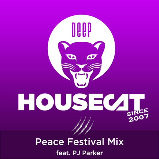 Peace Festival Mix - feat. PJ Parker