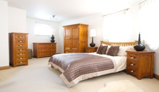 four star luxury holiday cottage in swanage