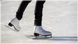 Ice Skating at Bournemouth International Centre, Dorset