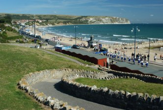 Swanage Beach Dorset